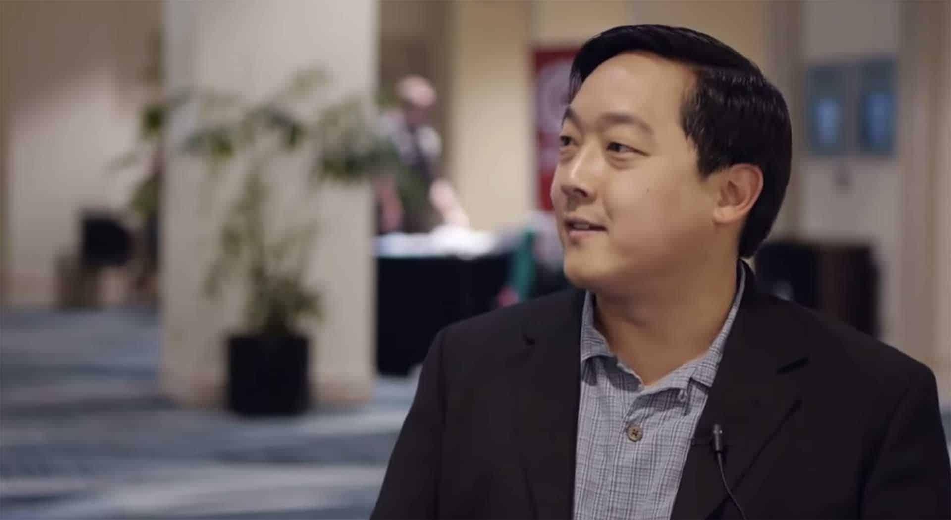 Charlie Lee the creator of Litecoin