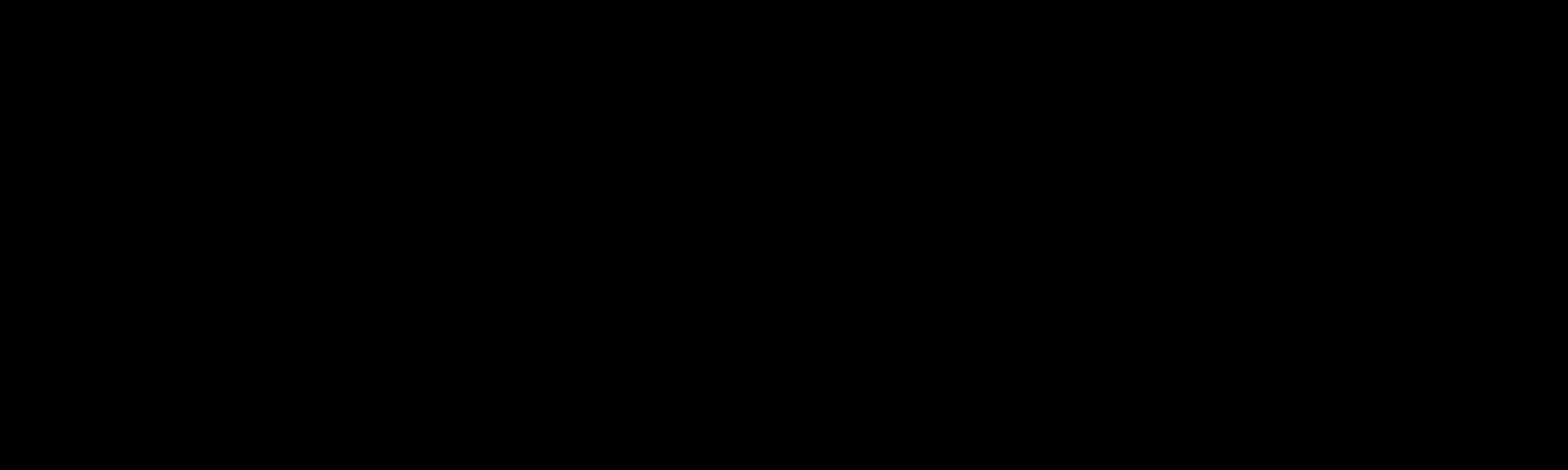 trezor logo in black with transparent background