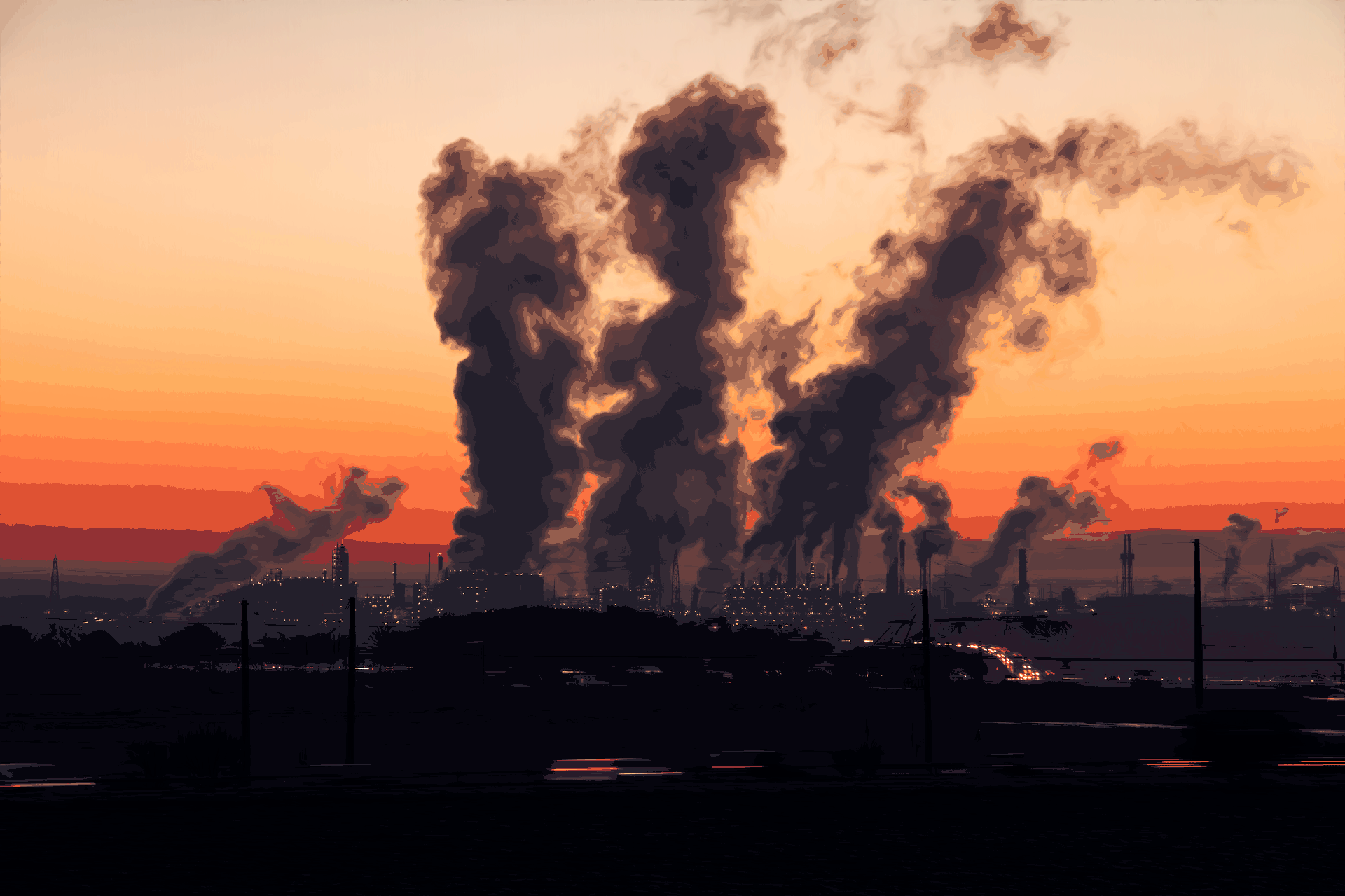 Industry, emissions